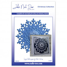 John Next Door Christmas Collection - Snowflake Mandala