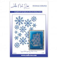 John Next Door Christmas Collection - Baroque Snowflakes