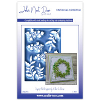 John Next Door Christmas Collection - Holly & Ivy Plate