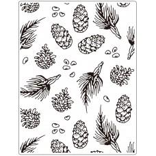 Crafts Too - Embossing Folder - Pine