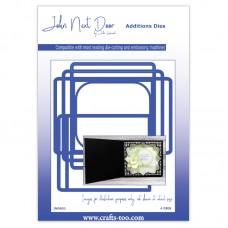 John Next Door - Card Die Collection - Square Scene Box