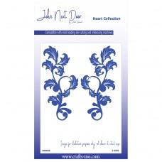 John Next Door Flower Collection - Honesty Flourish