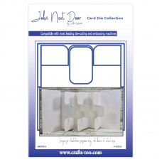 John Next Door Card Die Collection - Tag Card Small