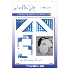 John Next Door - Additions Dies - Decorative Corners