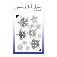 John Next Door - Clear Stamp - Blossom