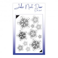 John Next Door Clear Stamp - Blossom A6