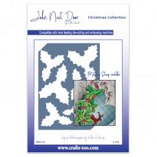 John Next Door - Christmas Dies - Holly Die Plate