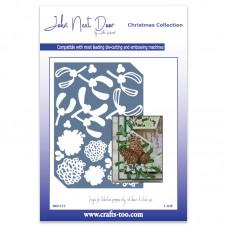 John Next Door - Christmas Dies - Christmas Elements Plate