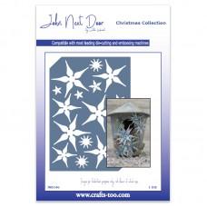 John Next Door - Christmas Dies - Starflower Plate