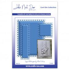 John Next Door Card Die Collection - Loophole Labels