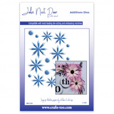 John Next Door - Additions Dies - Thistle Flower