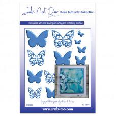 John Next Door - Deco Butterfly Collection - Deco Butterflies