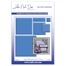 John Next Door - Card Die Collection - Southey Squares