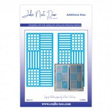 John Next Door Additions Dies - Haddon Panels