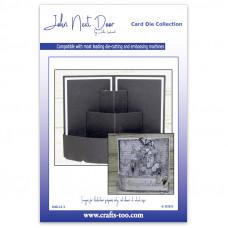 John Next Door - Card Die Collection - Stepper Fold Card