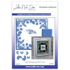 John Next Door - Christmas Collection - Holly & Ivy Square + Bonus
