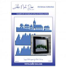 John Next Door - Christmas Collection - Church Scene