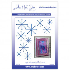 John Next Door - Christmas Collection - Funky Snow Stars