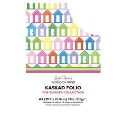 Kaskad - Summer Collection - A4 Coloured Core