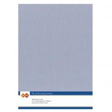 Linen A4 Card - Lilac