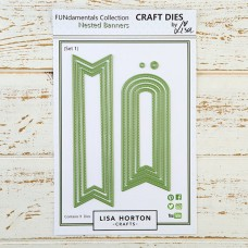 Lisa Horton Crafts - Nested Banners