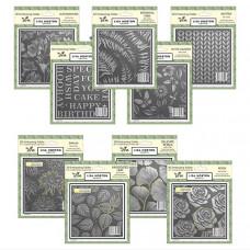 Lisa Horton Crafts - Embossing Folder Bundle 3