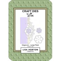 Lisa Horton Crafts - EdgeCutz Large Petal Die Set - DISPATCHING WEDNESDAY 21st APRIL