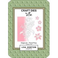 Lisa Horton Crafts - EdgeCutz Floral Posy Die Set - DISPATCHING WEDNESDAY 21st APRIL