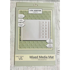 Lisa Horton Crafts - Mixed Media Mat