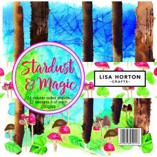 Lisa Horton Crafts - Stardust and Magic Paper Pad