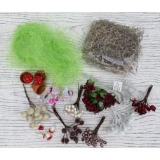 Lisa Horton Crafts - Mixed Natural Embellishment Bundle