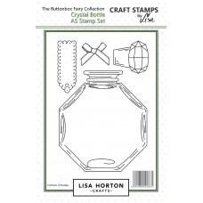 Lisa Horton Crafts - Crystal Bottle A5 Stamp Set