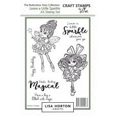 Lisa Horton Crafts - Buttonbox Fairies - Leave a Little Sparkle