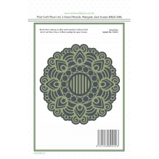 Lisa Horton Crafts - Mandala Doily Flourish Die