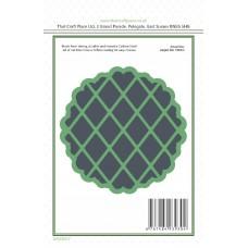 Lisa Horton Crafts - Mandala Doily Flourish Changeable Die