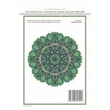 Lisa Horton Crafts - Mandala Doily Frame Die