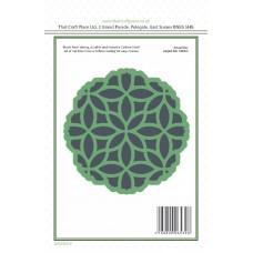 Lisa Horton Crafts - Mandala Doily Frame Changeable Die