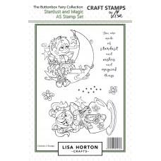 Lisa Horton Crafts - Buttonbox Fairies - Stardust and Magic