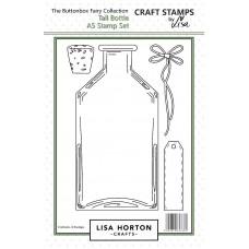 Lisa Horton Crafts - Tall Bottle A5 Stamp Set