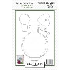 Lisa Horton Crafts - Domed Bottle A5 Stamp Set