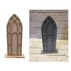 Lisa Horton Crafts - MDF Gothic Window