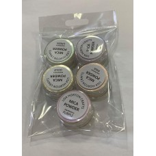 Lisa Horton Crafts - Interference Mica Set of 5