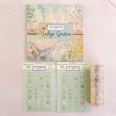 Lisa Horton Crafts - Vintage Garden Bundle