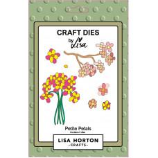 Lisa Horton Crafts - Petite Petals Die Set