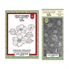 Lisa Horton Crafts - Christmas Rose Bundle Deal