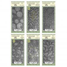 Lisa Horton Crafts - Slimline Embossing Folder Bundle