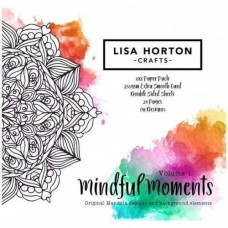 Lisa Horton Crafts - Mandala Paper Pack Vol 1