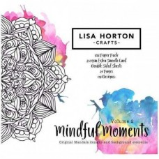 Lisa Horton Crafts - Mandala Paper Pack Vol 2