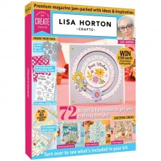 Lisa Horton Crafts - Box Kit - Issue One