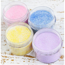 Lisa Horton Crafts - Summer Brights Sparkle Embossing Powders
